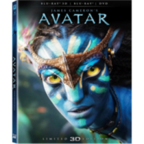 Avatar 3D (Limited Edition) (Blu-ray 3D + Blu-ray + DVD) (Bilingual)