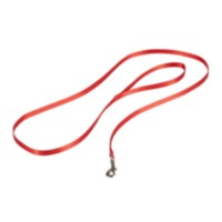 "5' x 3/8"" (1.5m x 9.5mm) Lead Red"