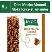 Kashi Whole Grain Bars - Dark Mocha Almond , 175g