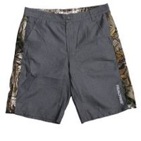 Realtree Men's Hybrid printed Shorts S
