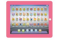 Tablette pour enfants KidPad de Kid Connection, rose