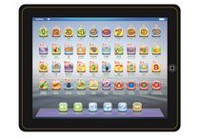 Tablette pour enfants KidPad de Kid Connection, noir