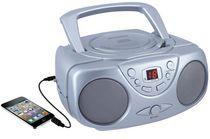 Lecteur CD Portable Avec Radio AM/FM de Sylvania