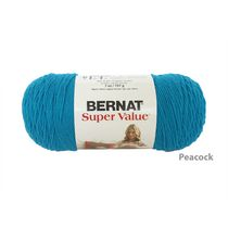 Bernat Super Value Yarn, Taupe, 7oz(197g), Medium, Acrylic