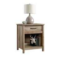 Sauder Lintel Oak Finish Nightstand