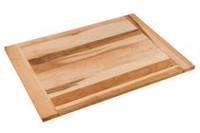 Labell Canadian Maple Wood Cutting Board/Pastry Board