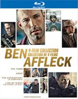 Ben Affleck: 4 Film Collection (Blu-ray) (Bilingual)
