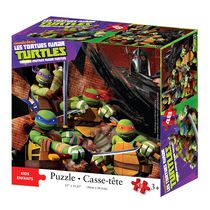 Teenage Mutant Ninja Turtles 48pc Jigsaw Puzzle