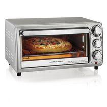 Hamilton Beach 31143 4 Slice Toaster Oven