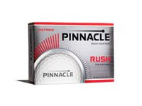 Pinnacle Rush for Distance White Golf Balls