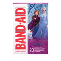 Band-Aid® Disney Frozen Bandages