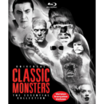 Universal Classic Monsters: The Essential Collection (Blu-ray DigiBook) (Bilingual)