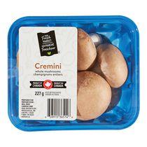 Mushrooms, Cremini, Your Fresh Market