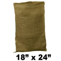 HomeTex Burlap Bags for Sack Races