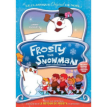 Frosty The Snowman (French Edition)