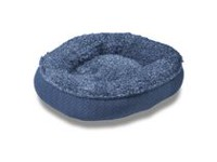 Van Ness Beautiful Dreamer Luxury Extra Small Oval Nest Pet Bed