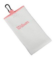 Serviette de golf Wilson