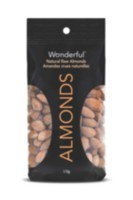 Wonderful Natural Raw Almonds