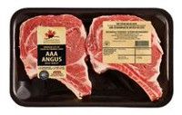 Your Fresh Market AAA Angus Beef Rib Steak Value Pack