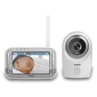 VTech VM341 Safe&Sound® Full Colour Video and  Audio Baby Monitor