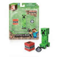 Minecraft - Creeper with Accessory