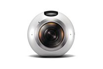 Samsung Gear 360 White spherical camera