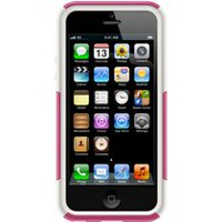 OtterBox Commuter for iPhone 5/5s Pink/White