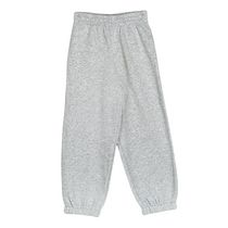 Pantalon de jogging en molleton pour garçons d'Athletic Works Gray 7/8