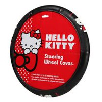 Hello Kitty Core Steering Wheel Cover