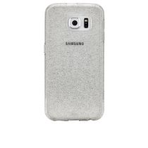 Étui Case-Mate Sheer Glam pour Samsung Galaxy S6, champagne Clear