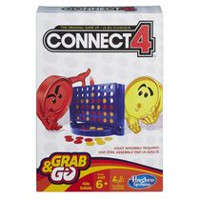Hasbro Gaming Jeu Grab & Go - Connect 4