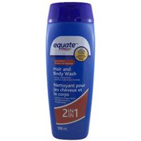 Equate Cool Scent 2-in-1 Hair and Body Wash