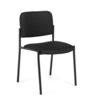Stacking chair-mvl2748-JN02-blk