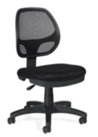 Offices To Go Task Black Chair
