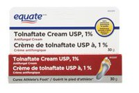 Equate Tolnaftate USP 1% Antifungal Cream