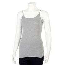 George Women's Fitted Cami Grey L/G