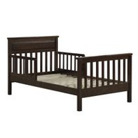 Dorel Baby Relax Haven Toddler Bed Espresso