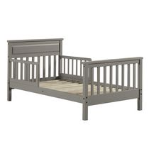 Dorel Baby Relax Haven Toddler Bed - Grey