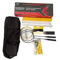 Slazenger 4-Player Badminton Set