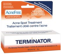 AcneFree® Terminator™ Acne Spot Treatment 28g