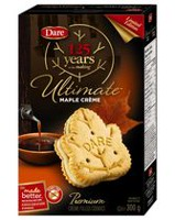 Dare Foods Ultimate Premium Maple Crème Filled Cookies