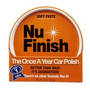 Nu Finish Soft Paste, The Once-a-Year Car Polish