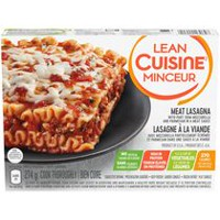 Lean Cuisine Selection Meat Lasagna