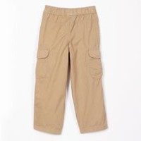 George Toddler Boys' Cargo Pants Taupe 3T