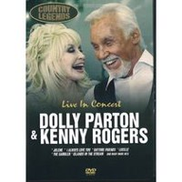Dolly Parton & Kenny Rogers: Live In Concert (Music DVD)