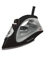 Proctor Silex Dry and Steam Iron with Stainless Steel Soleplate