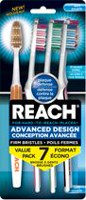 Reach Advanced Design Toothbrushes
