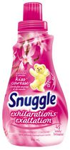Snuggle® Exhilarations® Wild Orchid & Vanilla Kiss® Concentrated Fabric Softener 50wl