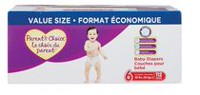 Parent's Choice Unisex Baby Diapers Value Size Pack Size 6