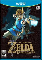 Jeu vidéo The Legend of Zelda Breath of the Wild pour Wii U
